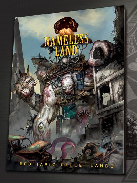Nameless Land Aces Games, bestiario in pre-ordine per le novità di settembre