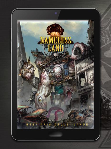 Nameless Land - Bestiario delle Lande in PDF, novità espansione in uscita a settembre