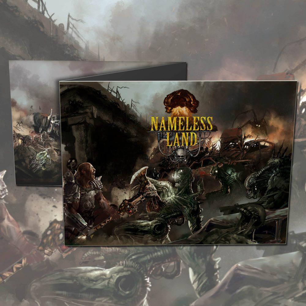 Aces Games - Nameless Land gdr, esterno dello schermo dell'artefice, master screen in uscita a settembre