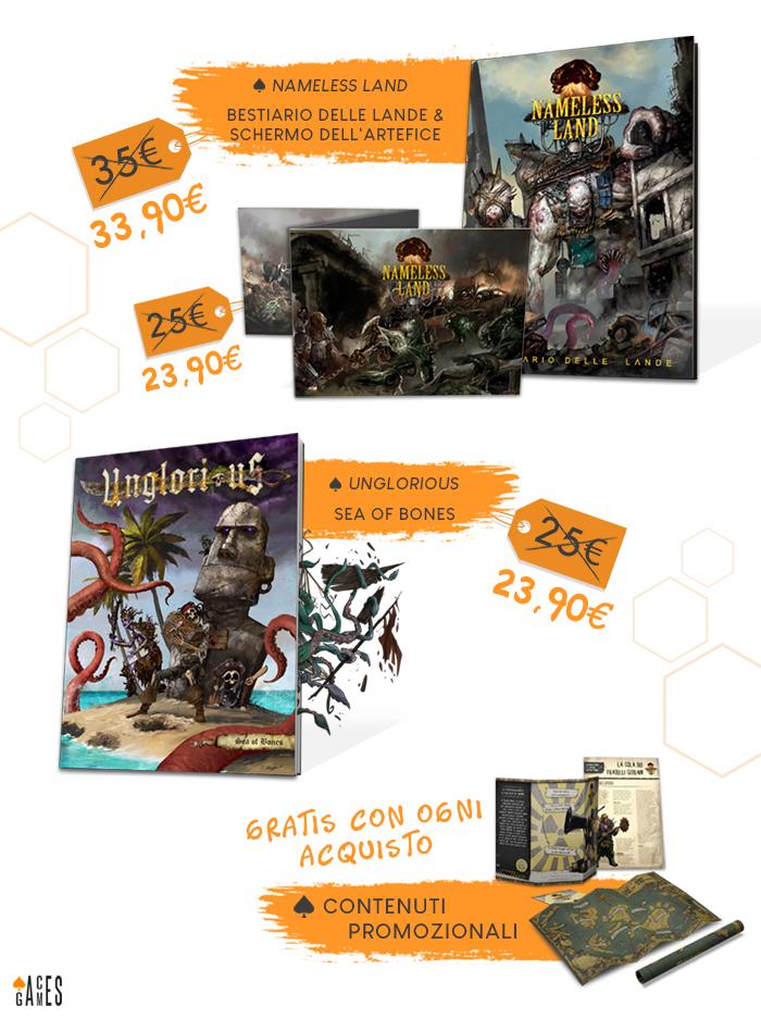 Aces Games - scopri le novità dei manuali in uscita a settembre